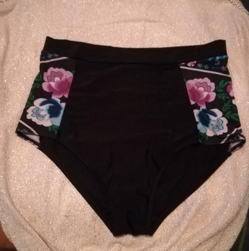 bikini tiro alto
