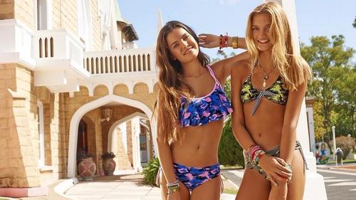 Bikini para adolescentes: alegra y encanto juvenil