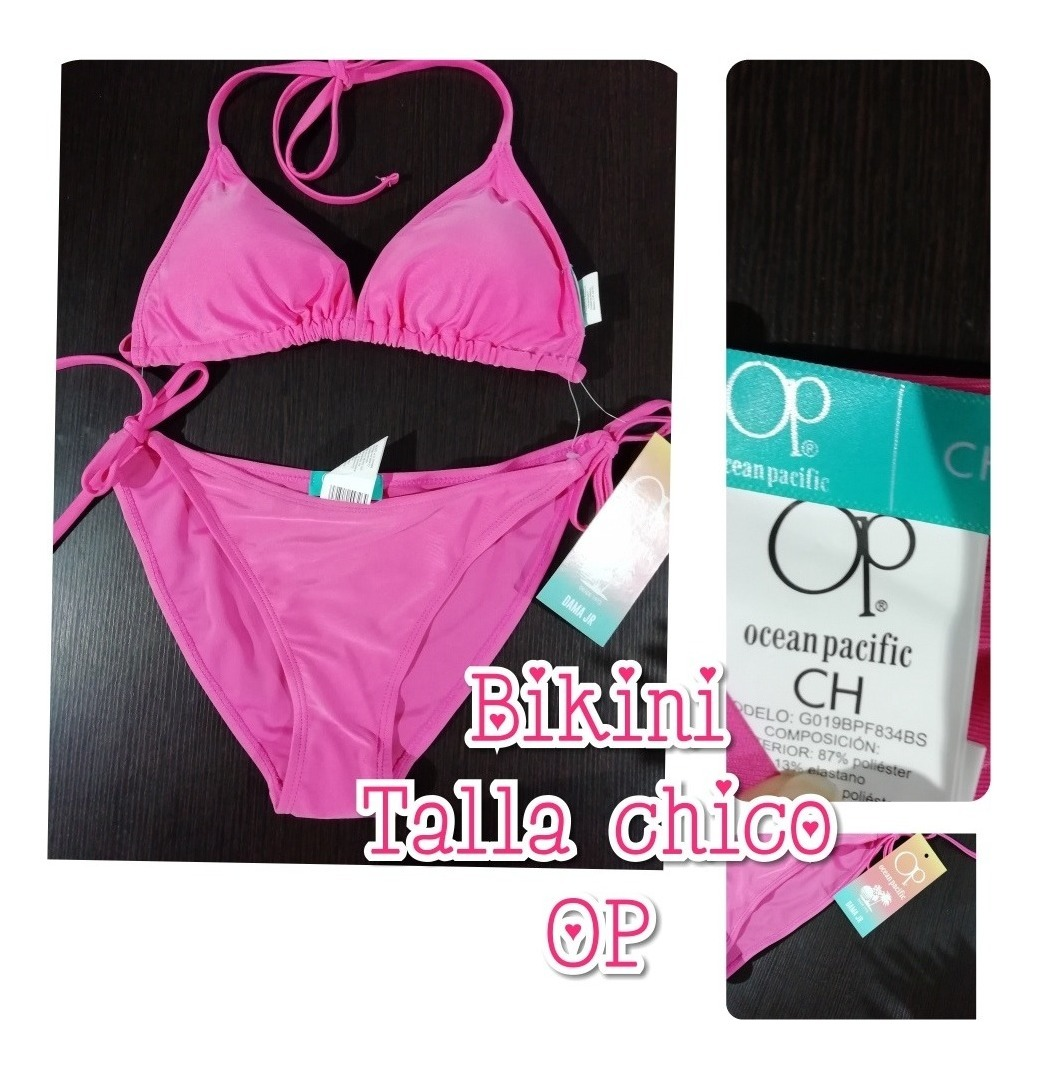 comprar online ed28b 2d4f7 Bikini Traje De Baño Chico Op Sexy Ropa Playa