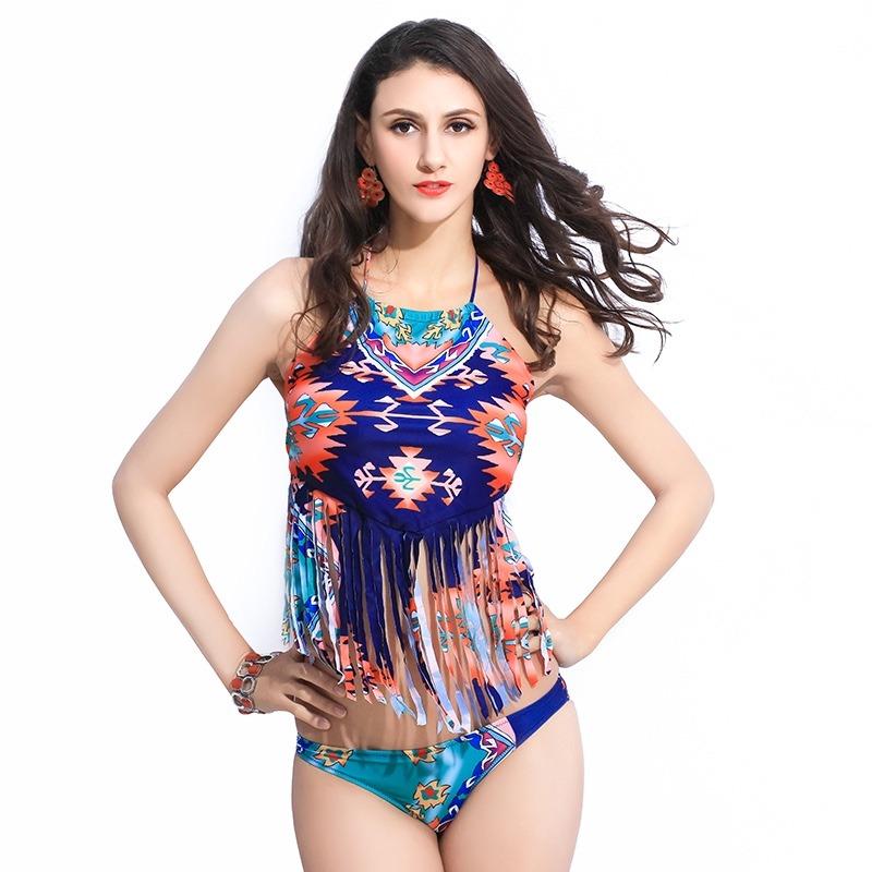 Bikini Traje De Baño Mujer Moda 2016 Verano Envío Gratis ...