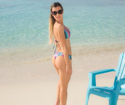 bikini triangulito tasa soft 7103 miró sol