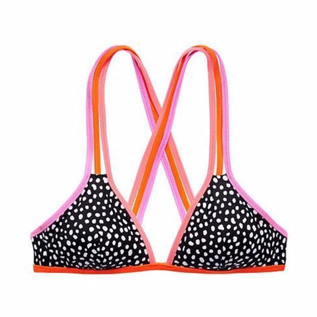 Bikini Con Victoria's Triangulo Armado Relleno Secret LXs 34jqRS5AcL