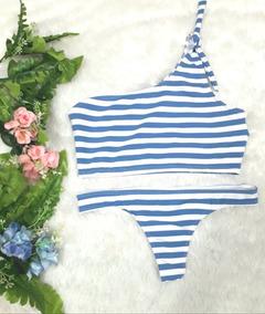 dd667a392 Bikini De Un Hombro Bikinis Mujer - Trajes de Baño en Mercado Libre  Argentina