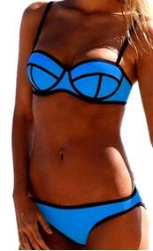 f01cdd6bfaf7 Zara Trajes De Bano Ninas Bikinis Mujer - Trajes de Baño en Mercado ...