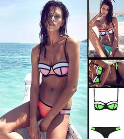 38bb28110814 Bikini Con Flecos Triangulo - Trajes de Baño de Mujer en Guanajuato ...
