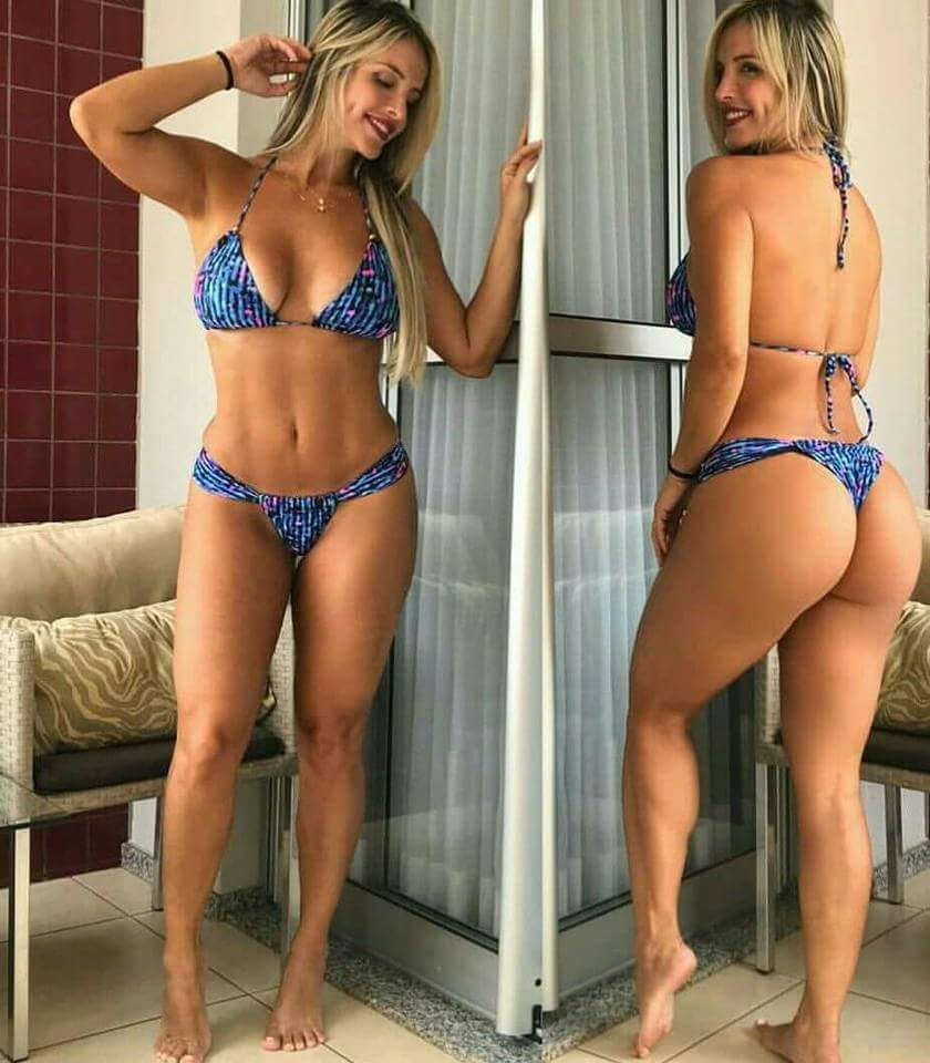 Brasileras en bikini think