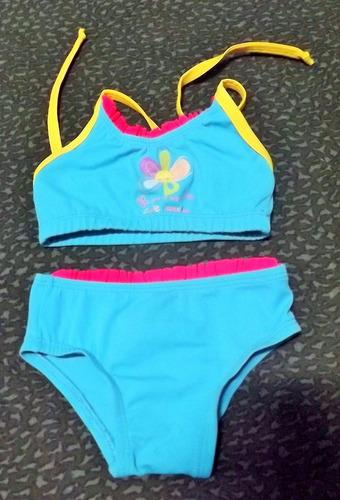 bikinis de bebita talla 1-2 años (lote de 5)
