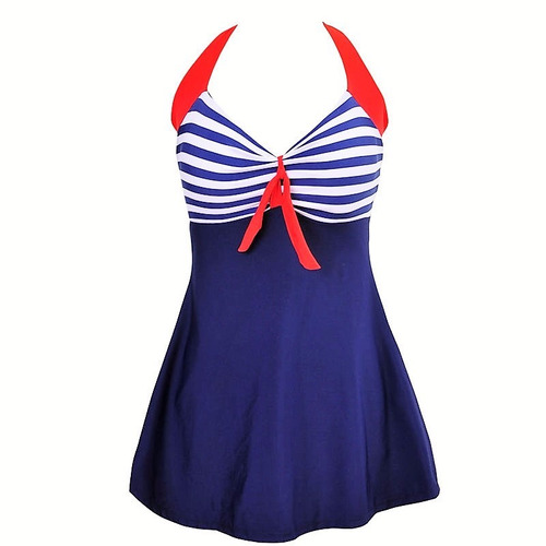 bikinis diseño retro tallas grandes