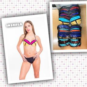 f33ce9661e8c Bikinis Mallas Conjunto Completo Precio Por Docena Art. 250