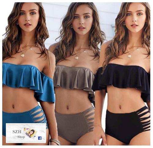 bikinis mallas mujer importado. ultima moda.super hermosa