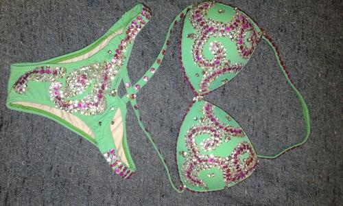 bikinis para competencias
