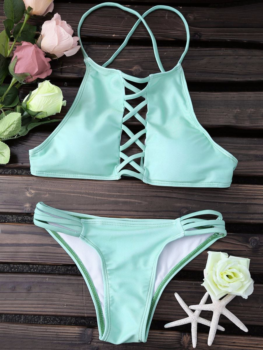 a6e39f8b5a7c Bikinis Verano Paisana Y Tiro Alto 2019 Oferta