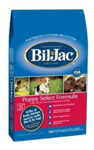 bil jac puppy selected formula 13.6kgs pethome