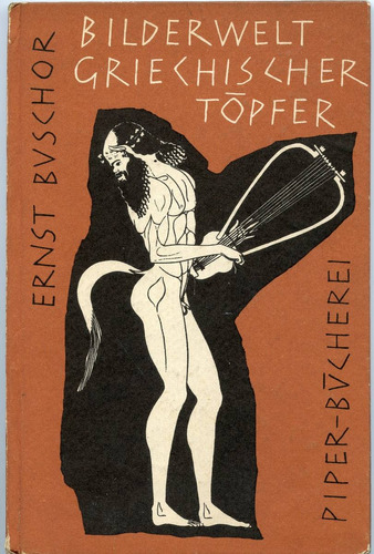 bilderwelt griechischer topfer, ernst buschor, germany 1958