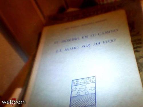 bilingue esperanto castellano  la homo sur sla vojo