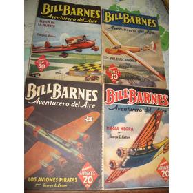 Bill Barnes Aventurero Del Aire Revista Año 1939 Al 1942