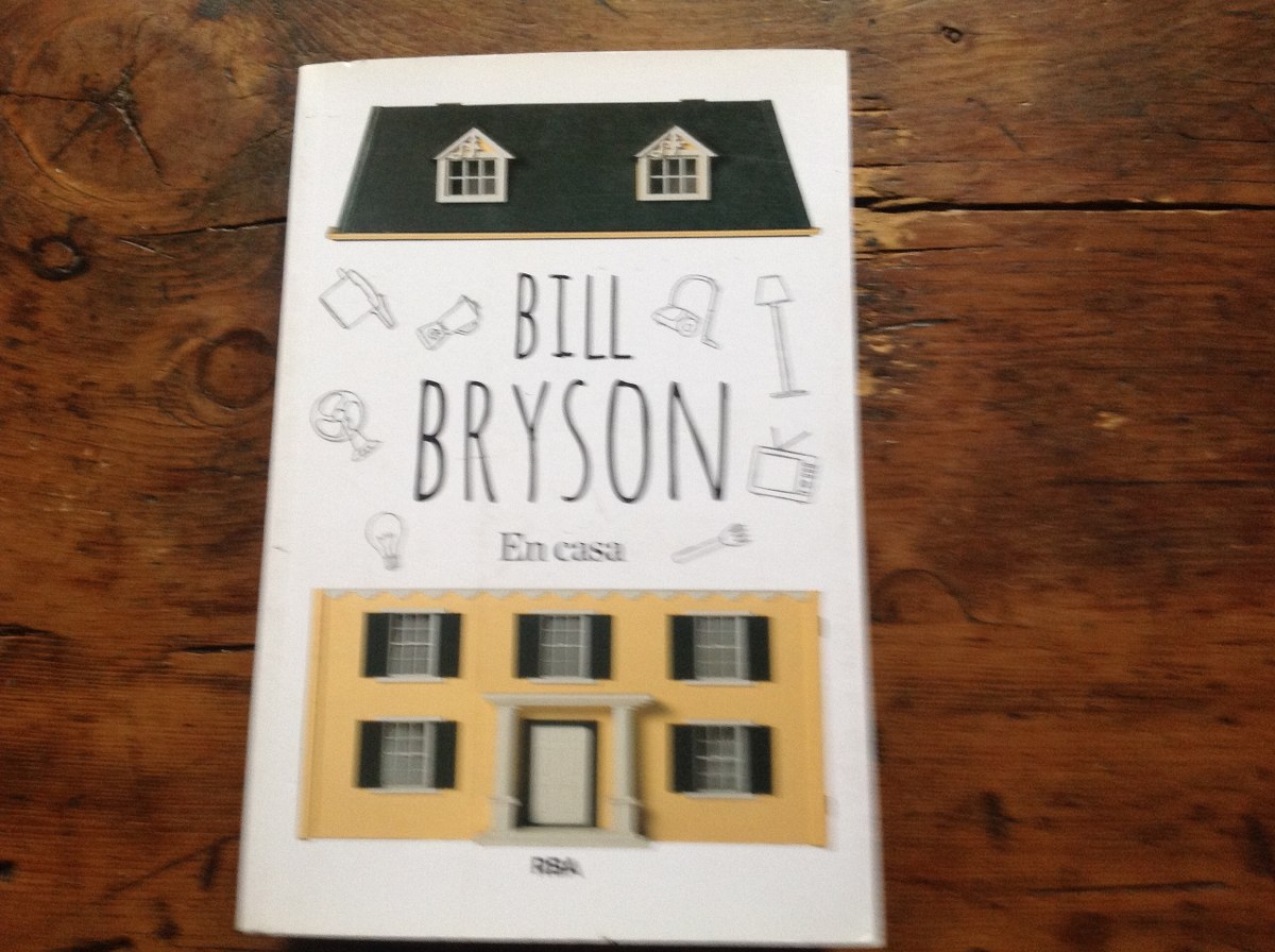 Bill Bryson En Casa