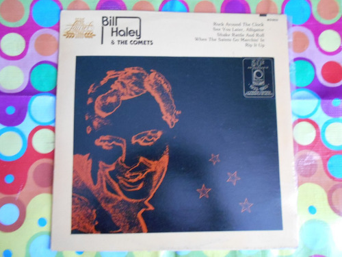 bill haley lp the comets r