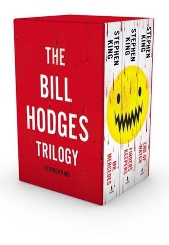 bill hodges trilogy - stephen king - en inglés (en caja)