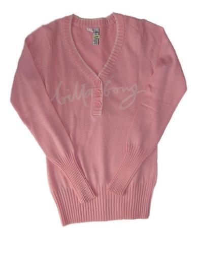 billabong sweater importado algodón talle s envio gratis!