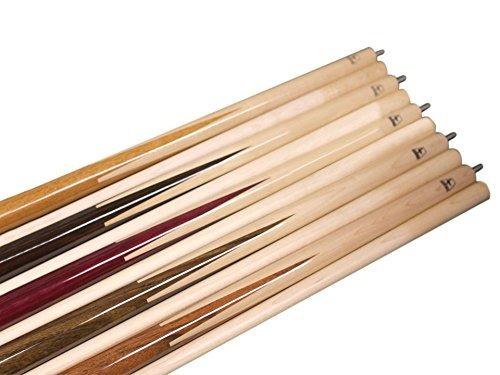 billar pool sticks set de 5 aska sneaky pete pool cues, bran