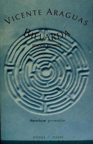 billarda(libro poesía)