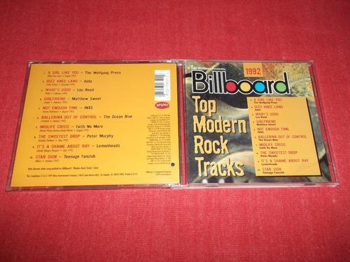 billboard top modern rock tracks - 1992 cd varios 1997 mdisk