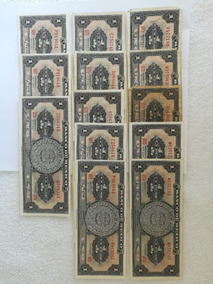Calendario 1965.Billete 1 Peso Mexico Calendario Azteca 1965 1967 1969 1970