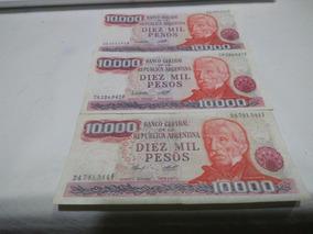 Billete Argentina (america), 2 Pesos, Sello De Agua