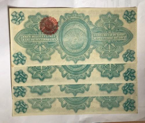 billete $2 gobierno provisional de mexico 1914 envio gratis