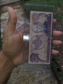 Banco 500b Costa Buen Roja Billete Estado Serie Central Rica DE9IHW2Y