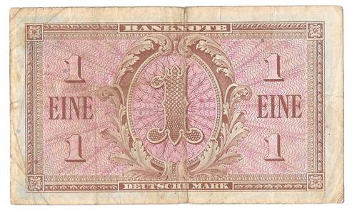 billete alemania 1 marco (1948)