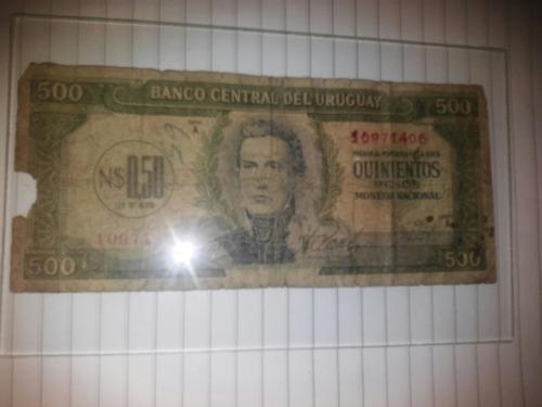 billete año 1967