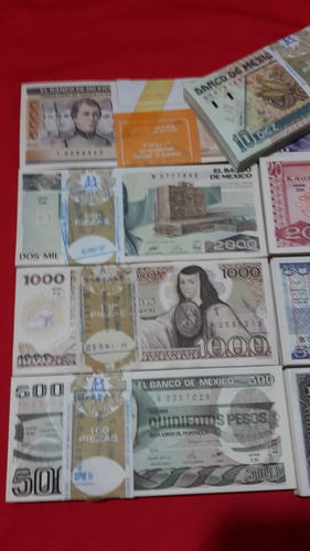billete antiguo 2000 pesos justo sierra