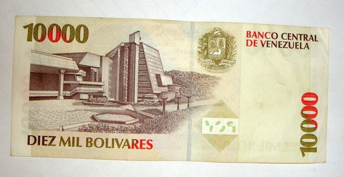billete de  1000 bs 1998 a8