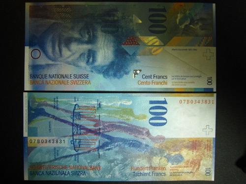 billete de 50 francos suizos