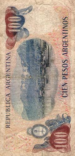 billete de argentina (pdr-345)