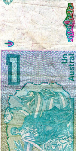 billete de argentina (pdr-362)