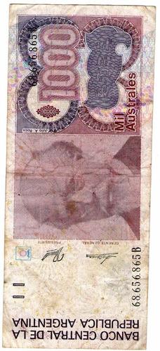 billete de argentina (pdr-364)