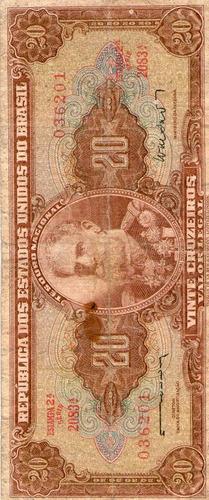 billete de brasil ( pdr-230)