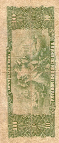 billete de brasil ( pdr-231)