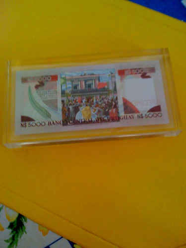 billete de coleccion