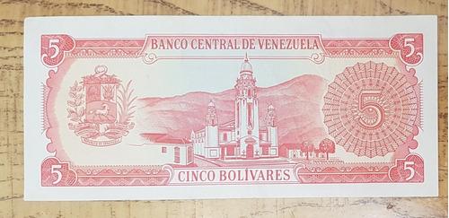 billete de coleccion de 5 de 1989. en muy buen estado.