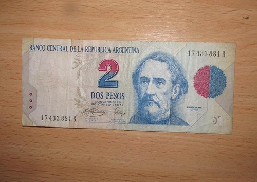 billete dos pesos convertibles 2 pesos serie b estado excel