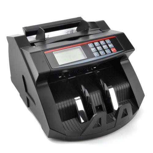 billete moneda contador conteo falso detector del dinero...