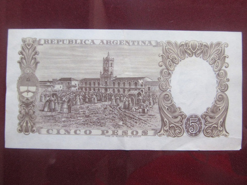 billete moneda nacional pesos