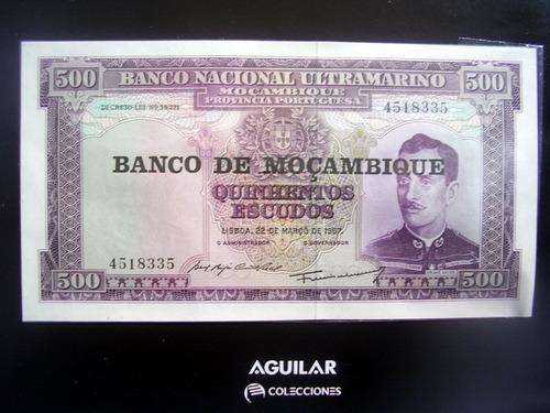 billete mozambique + fasciculo