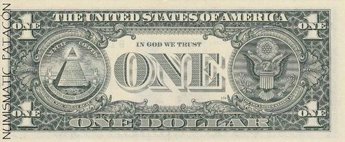 billete usa 1 dolar 1988 a new york b - sin circular