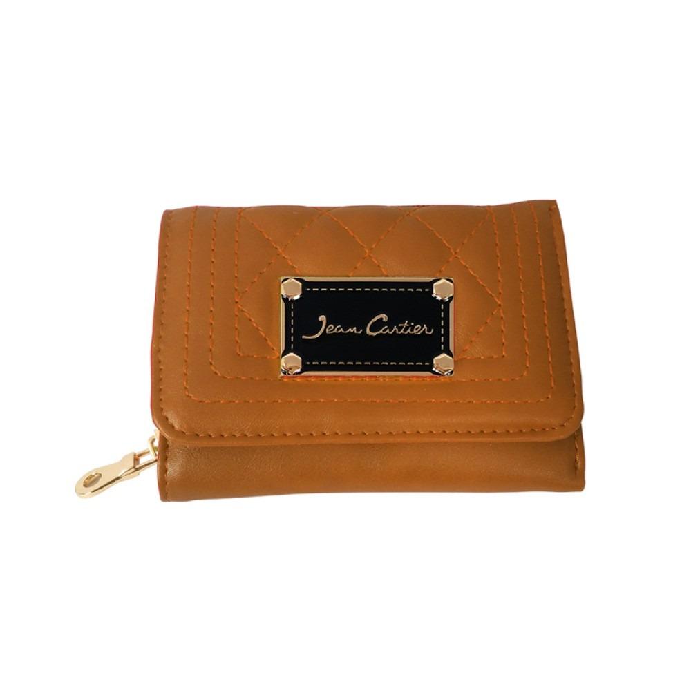 0c3098423 billetera 3 fold con cierre jean cartier-2 - top 3 oficial. Cargando zoom.