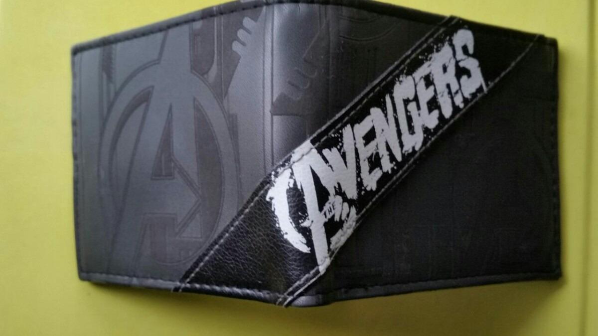 mejor selección e1c11 ce550 Billetera Avengers, Comics, Marvel